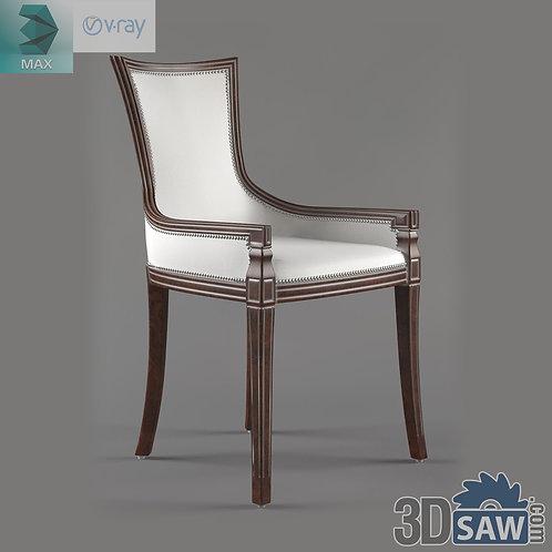 Classic Chair - Baroque Decor - Vintage Furniture - MX-542