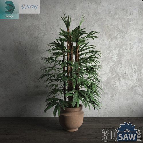 Flower Vase - Interior Plants - Planter - Plant - MX-676