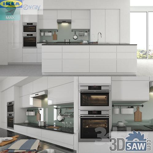 Kitchen Cabinets Casework - Kitchen Room Design - MX-650