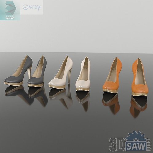 Fashion High Heels - MX-0000089