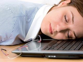 Veinticuatro horas de cansancio irreparable