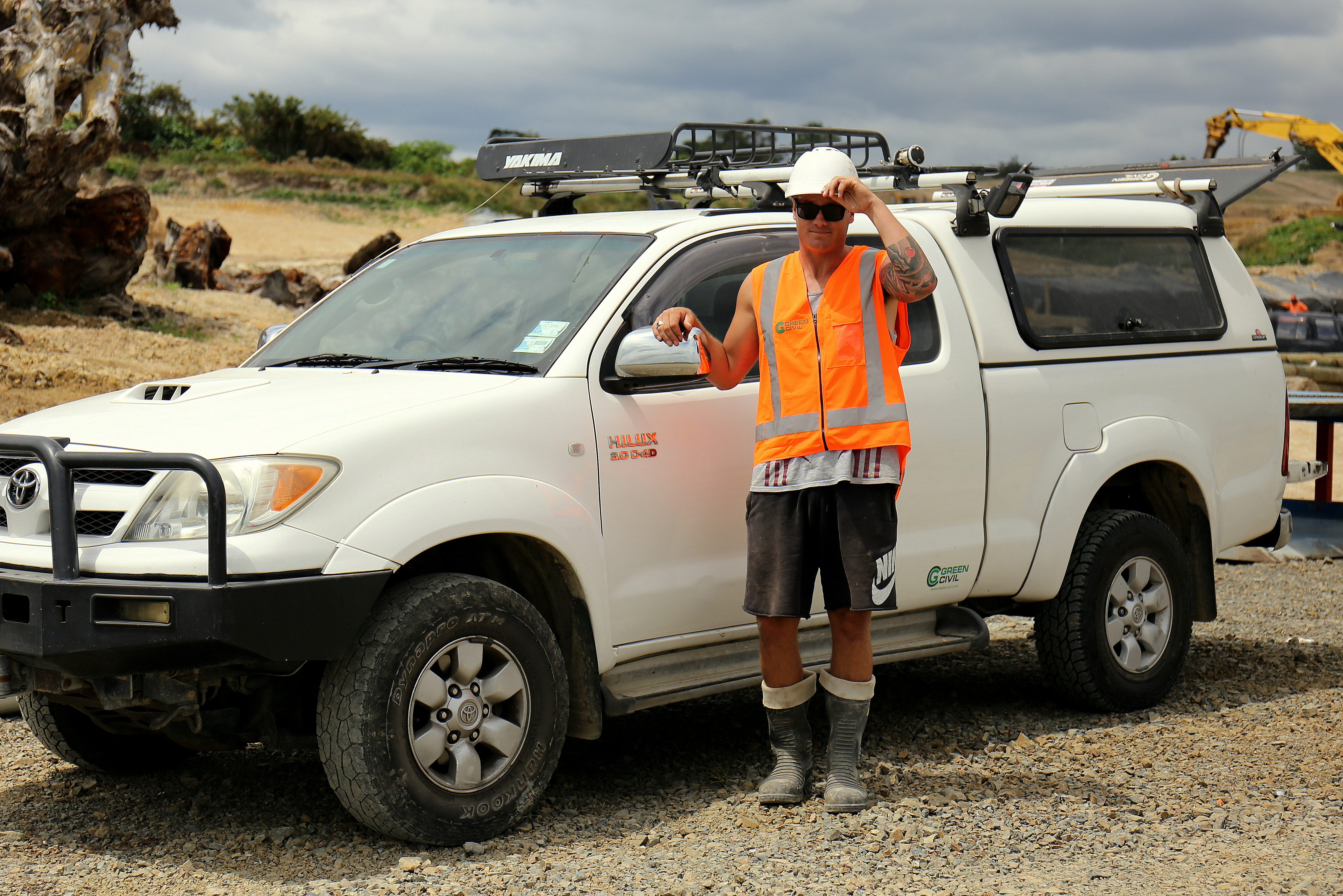 Luke Michell Drainage Auckland