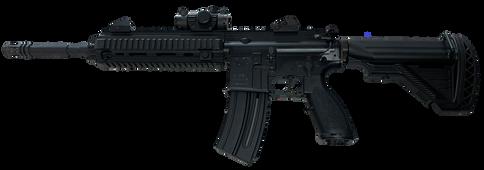 H&K 416 D 22 LR