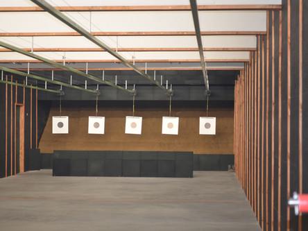 Oddajemy do Państwa dyspozycji nowo wybudowaną, nowoczesną strzelnicę sportową.
