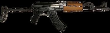 AKMS (Kałasznikow) Zastava M70 7,62x39