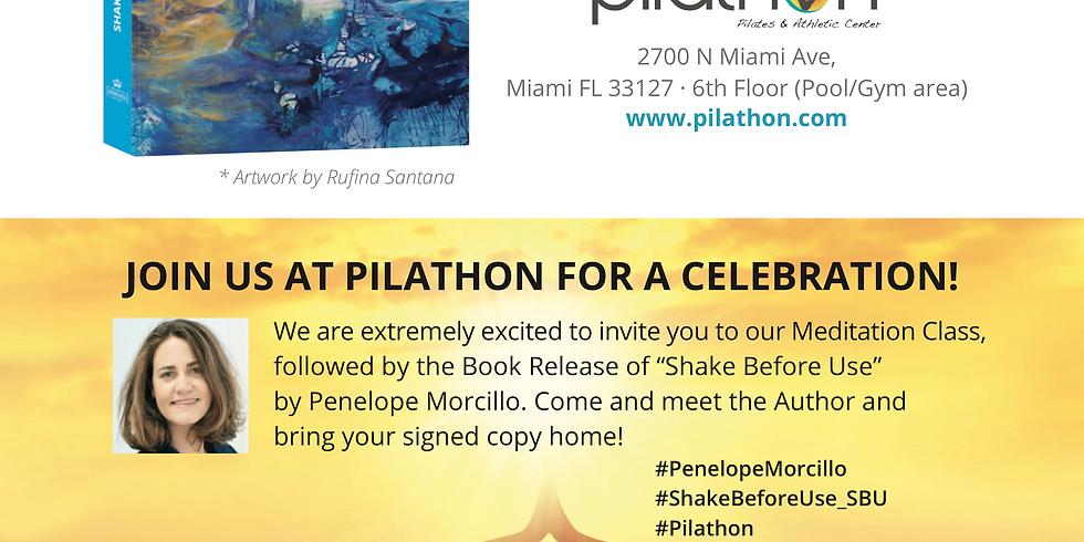 Meditation & Book Release at PILATHON