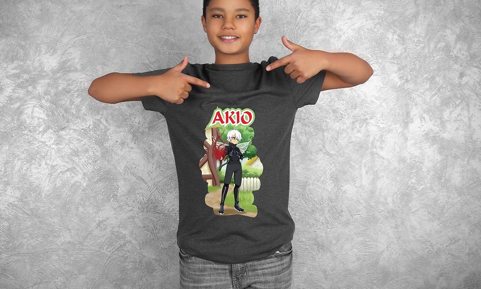 """Mr. K"" Anime Collection - 'Akio'"