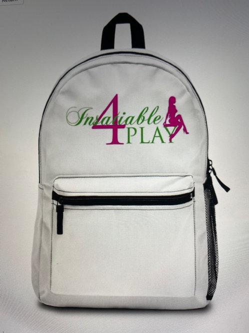 I4P Backpack w/ Pockets