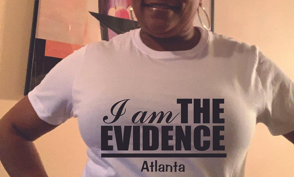 """I Am the Evidence"" - Tee"