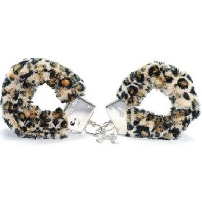 Leopard Handcuffs