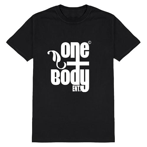 copy of One Body Ent. - Unisex Tee - Black