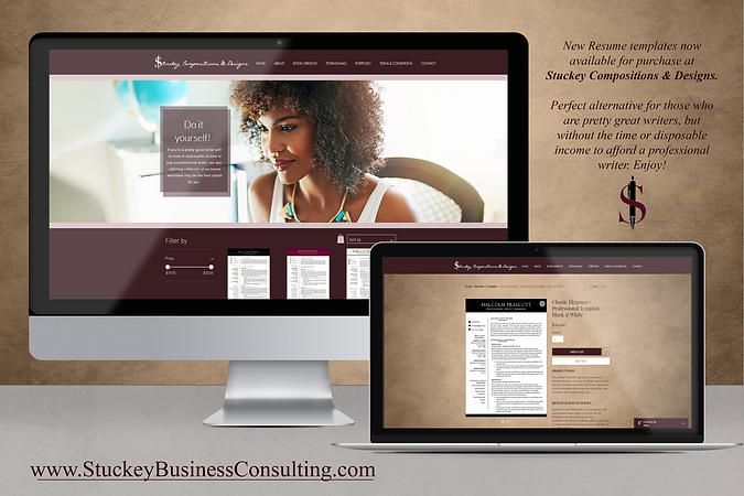 Stuckey Consulting - New Templates Scene