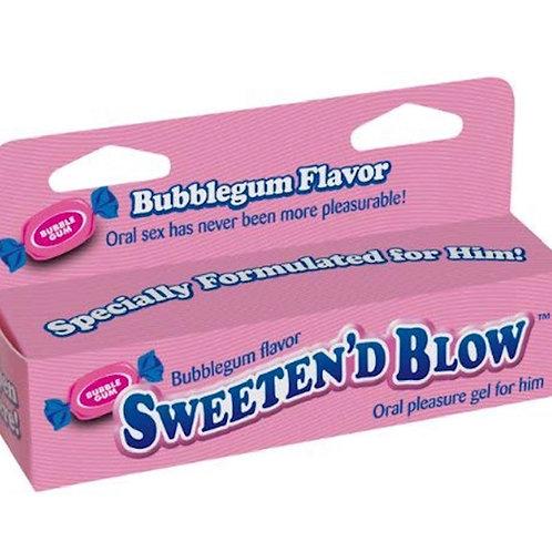 Sweeten D Blow Oral Pleasure Gel
