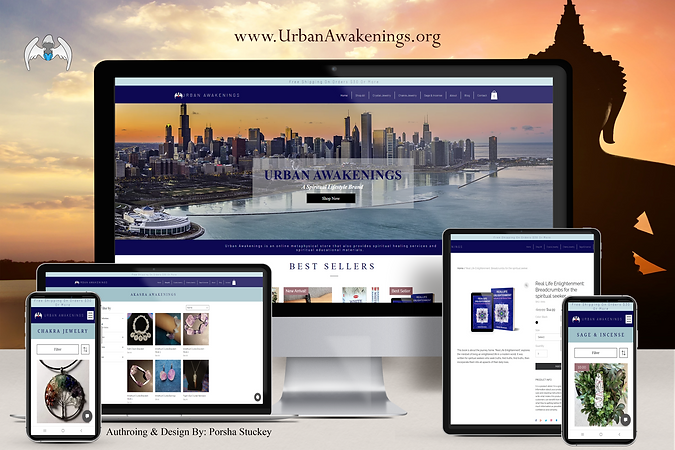 Urban Awakenings - Scene Setting  File.p
