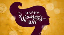 Women's Day — Breaking the Silence