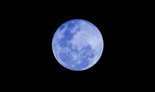 Power of the Blue Moon on Psychic Night
