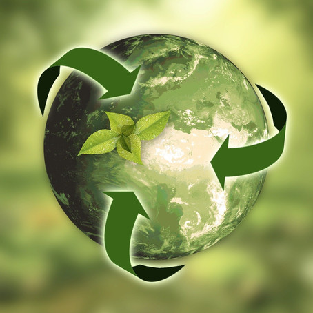 How can recycling save our environment?