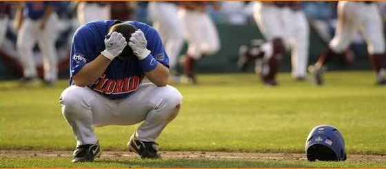 Dealing With Failure In Baseball