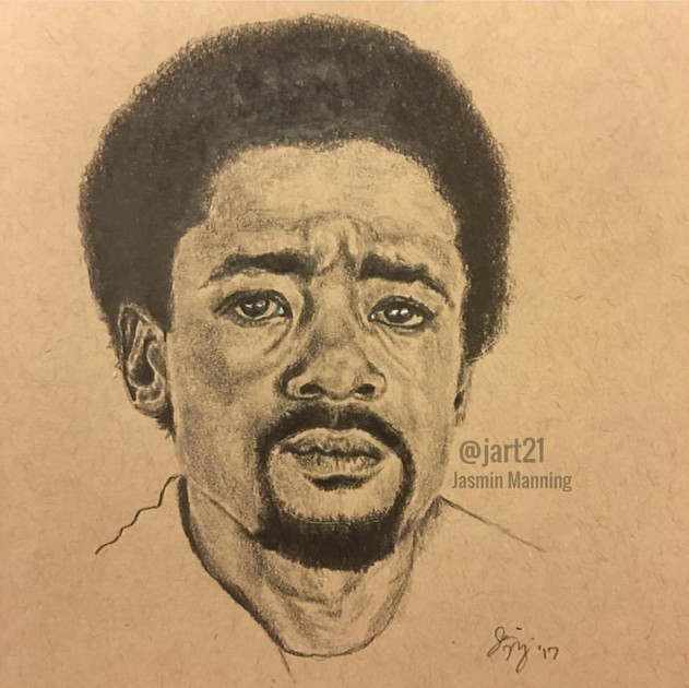 Bobby Seale (1/3 of Black Panther Trifecta: Power to the People)