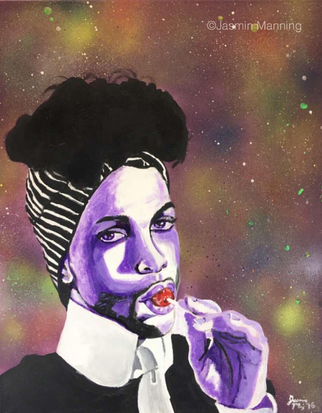 Purple Rain (SOLD)