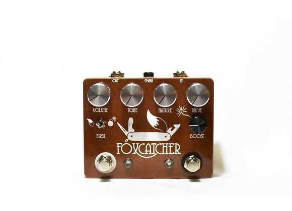 CopperSound Pedals - Foxcatcher overdrive