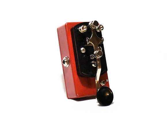 CoppeeSound Pedals - TELEGRAPH STUTTER Killswitch (red)