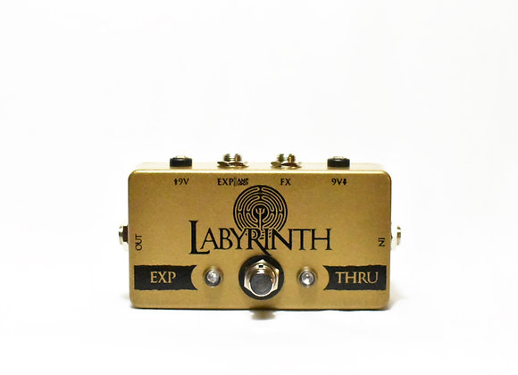 CopperSound Pedals - Labyrinth Router tool