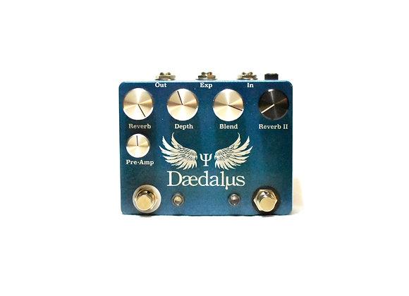 CopperSound Pedals - Dædalus Reverb