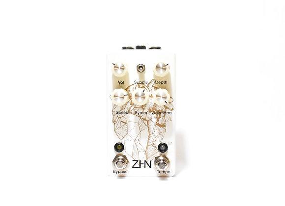 ZHN Custom Pedals - Heartbeat tremolo w/tap tempo