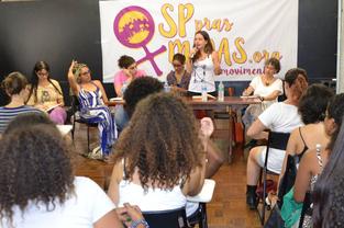 Atividade de lançamento da campanha #SPPrasMinas reúne mais de 100 pessoas