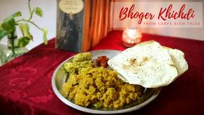 Bhoger Khichudi — The Ultimate Love Recipe for Bengali Pujo