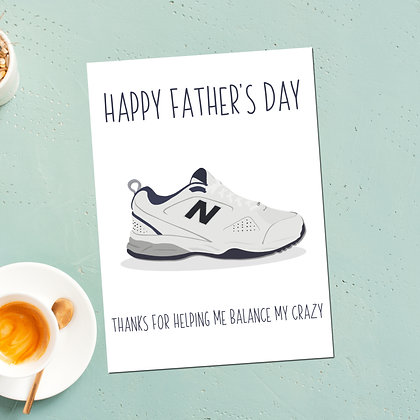 """""""New Balance"""" Father's Day"""