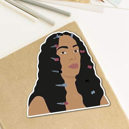 Solange - Sticker