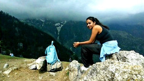 Trekking a Mountain with Anxiety: My Triund Experience