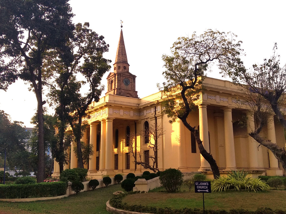 St John's Church, Kolkata. Photo Copyright: Shreya Teresita