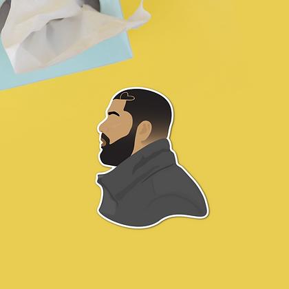 Drake Loverboy - Sticker