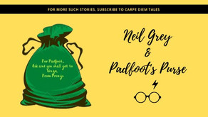 Neil Grey and Padfoot's Purse