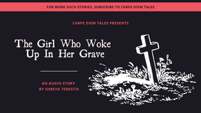 The Girl Who Woke Up in Her Grave