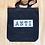 "Thumbnail: ""ANTI"" - Tote Bag"