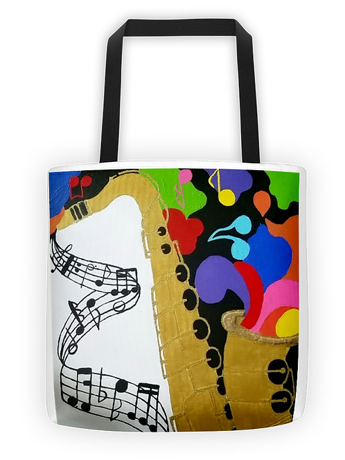 Jazzy tote