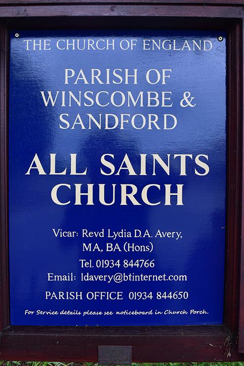Sandford church