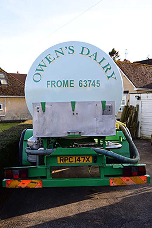 Owens Dairy rear