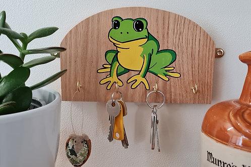 """Frog Key holder by """"Florence Ferne"""""""