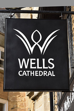 Wells cathedral shop