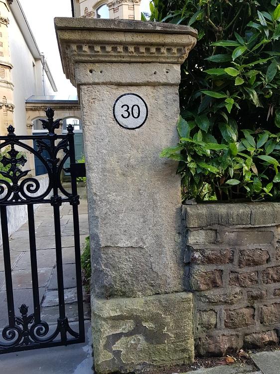 30 Alma road
