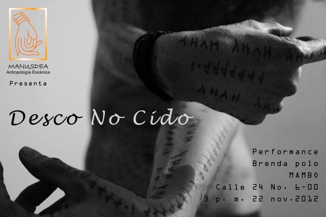 DESCO NO CIDO