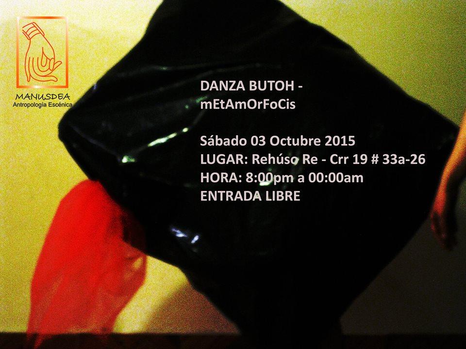 Butoh Lab Afiche