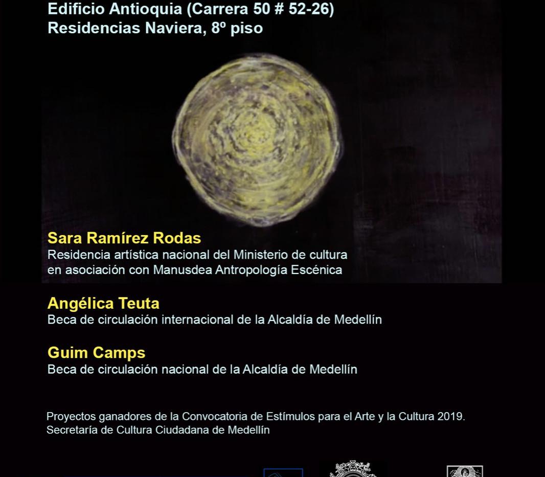 Afiche Socializacion Sara Rodriguez Roda