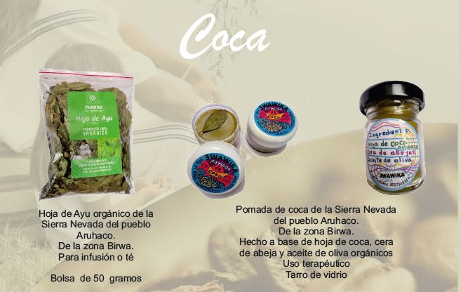 Producto Coca