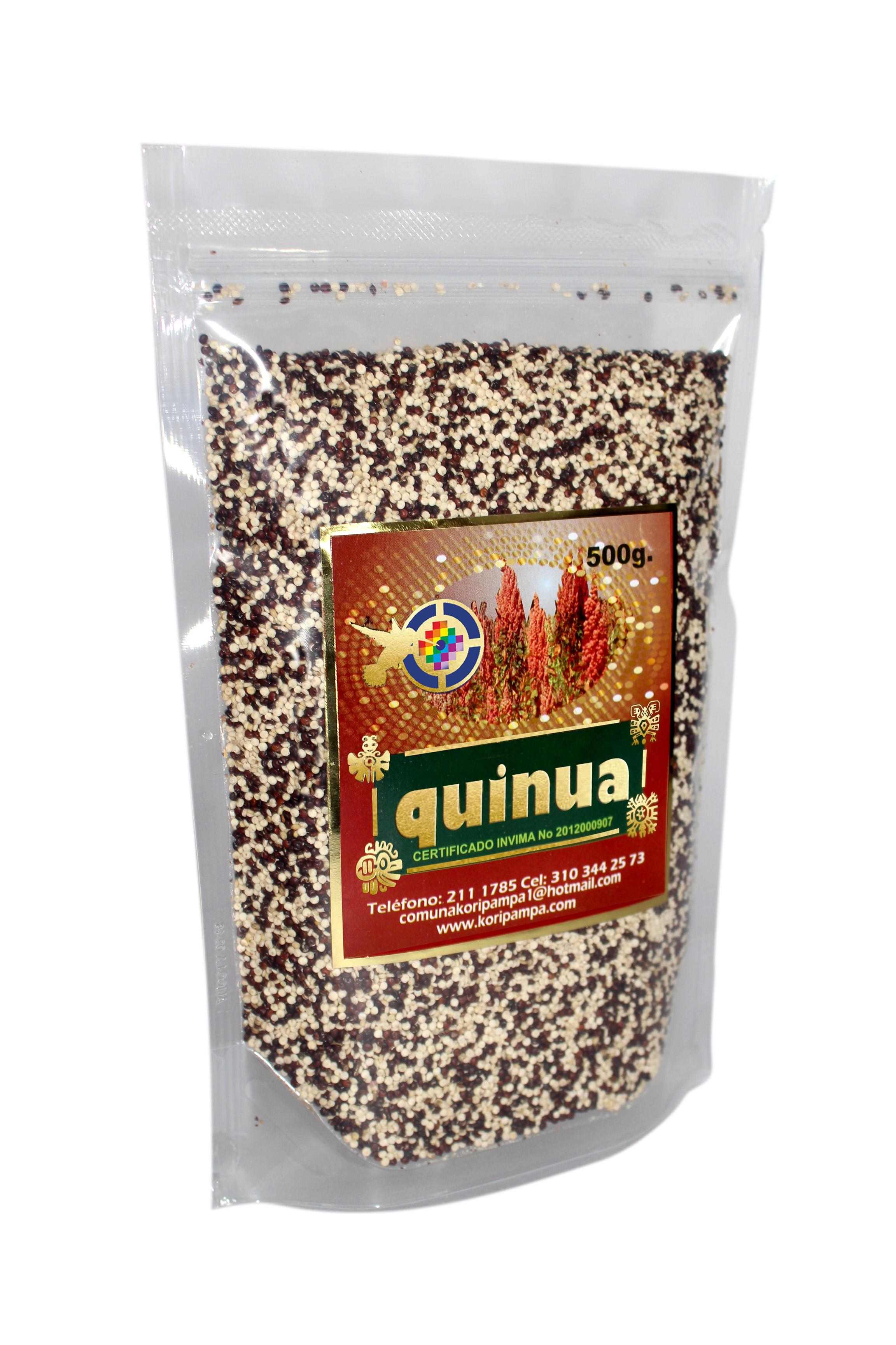 quinua mixta 500g